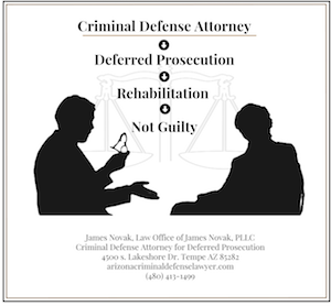 Deferred Prosecution, Rehabilittion, No Guilty